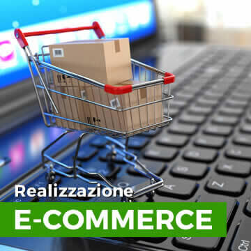 Gragraphic Web Agency: preventivo e-commerce Saronno, realizzazione siti e-commerce